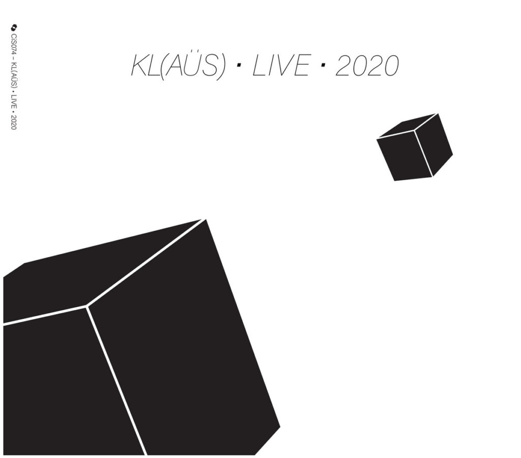 Kl(aüs) Live 2020 Album Cover